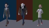 Character Walkcycles v04