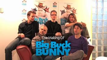 Making Of Big Buck Bunny