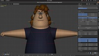 Phil: Body rig done