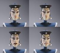 Wu Manchu expressions