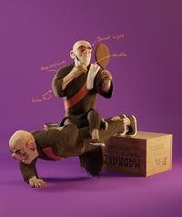 Henchman Push-up 3