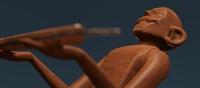 Razor Figurine Detail