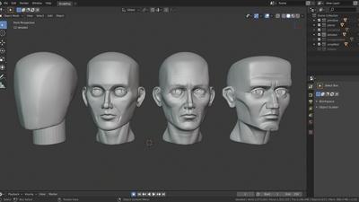 File 1: Head Sculpting Lessons