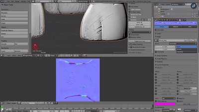 3. Baking Details into Normal Maps