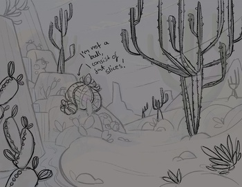 Desert Environment Notes
