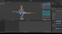 Animation demo: rig setup
