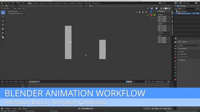 Animation Constrains