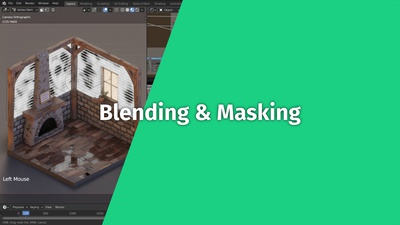 Chapter 4-1: Blending & Masking