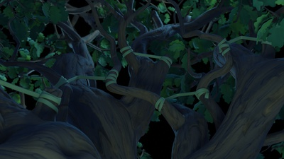 Slingshot Tree - Shot 1