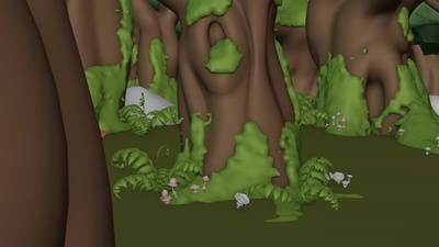 Yew Tree Set (90) - Forest