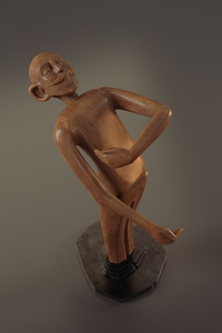 Figurine without Hairclipper