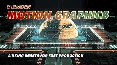 01b Setup & Previz: Linking Assets for Fast Production