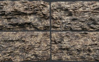 Four rock face variations