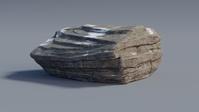 Rock Asset Renders 04