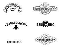 barbershop logo ideas