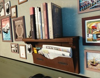 Bookshelf tweaks