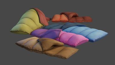Sleeping Bags - Shading