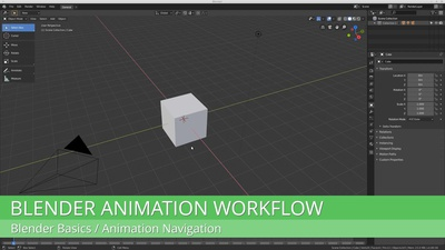 Animation Navigation