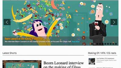 Filmnosis interview with Beorn Leonard