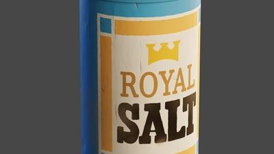 Royal Salt - Shading