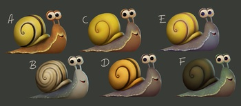 Main Snail design