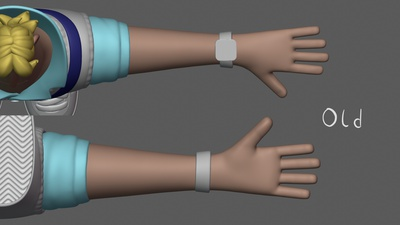 Rex Arm Adjustments (Original)
