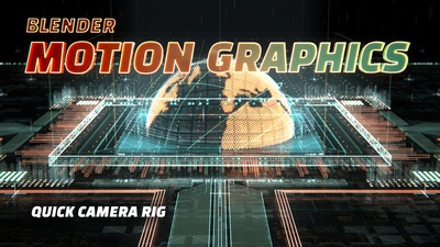 02b Camera Control & Basic Cinematography: Quick Camera Rig