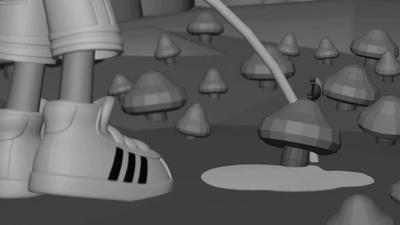animation sequence progression: Grove