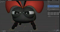 Forest Creature Rig: Ladybug