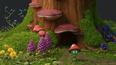 Elder Sprite Tree Vegetation