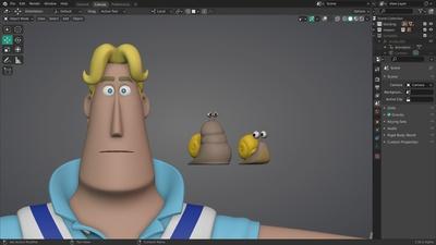 Rex - Snail Size Comparison
