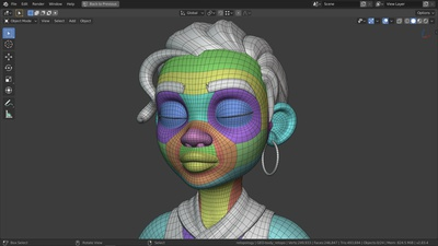 Retopology Introduction