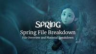 Spring File Breakdown