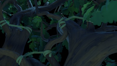 Slingshot Tree - Shot 2