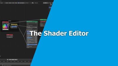 Intro 0-3: The Shader Editor