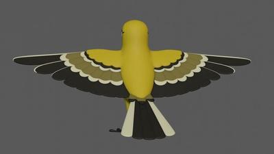 Bird Sculpting (Expression)