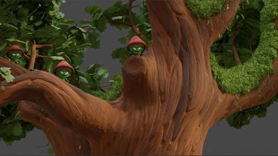 Additional Tree dressing