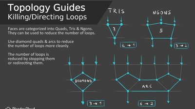 Topology Guides - Killing/Directing Loops