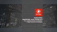 Materials - Mapping & Stencils