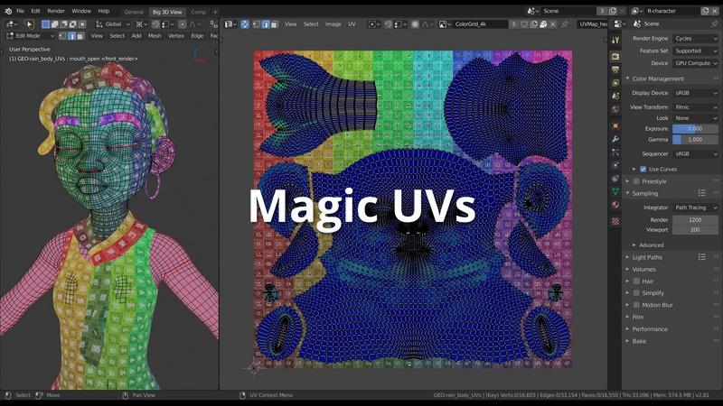 Magic UV