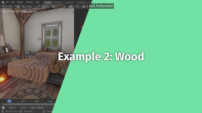 Example 2: Wood (Chapter 3+)