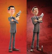 Agent poster comparison