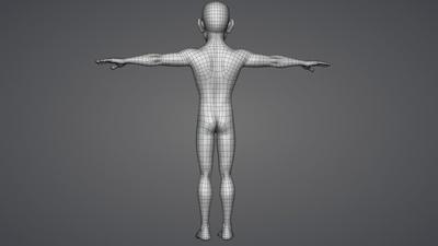 10 - Body Retopology