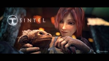 Sintel, the movie
