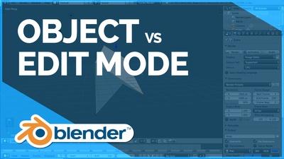 Object vs Edit Mode