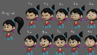 Ellie Expression Tests (Original)