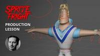 Animation demo: rig setup