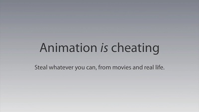 05. Acting for Animators