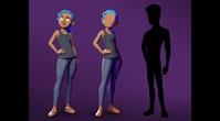 02 Character Design