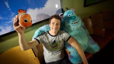 Meet Matthew Luhn, Sprite Fright's Director.  Part Two
